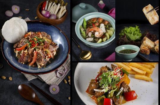 Café Central Villa Pasteur: Trải nghiệm ẩm thực hoàn toàn mới - Ảnh 3.