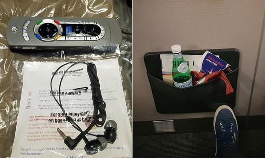 Sự khác biệt khi ngồi khoang hạng nhất và phổ thông trên máy bay - Ảnh 12.
