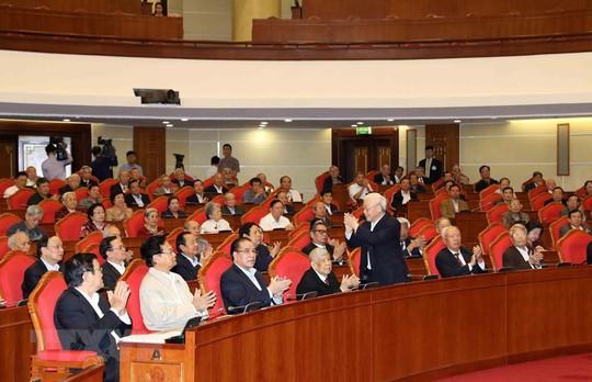 Ban Bí thư Trung ương Đảng gặp mặt cán bộ lãnh đạo nghỉ hưu - Ảnh 5.