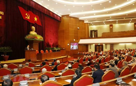 Ban Bí thư Trung ương Đảng gặp mặt cán bộ lãnh đạo nghỉ hưu - Ảnh 6.