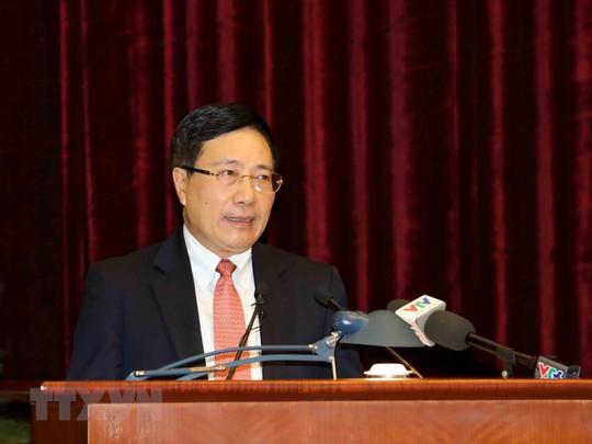 Ban Bí thư Trung ương Đảng gặp mặt cán bộ lãnh đạo nghỉ hưu - Ảnh 9.