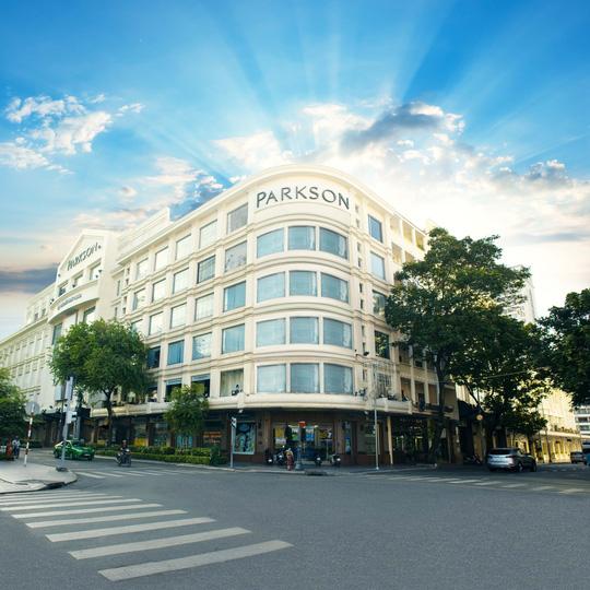 Parkson nỗ lực vực dậy mảng kinh doanh tại Việt Nam