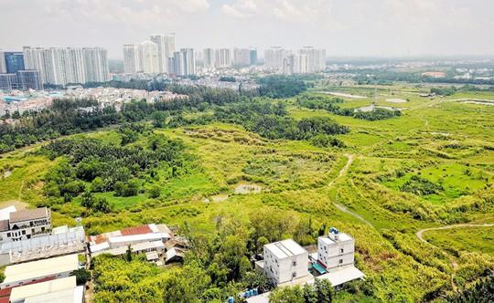Thành phố Hồ Chí Minh: Cảnh báo bẫy giá đất nền - Ảnh 1.