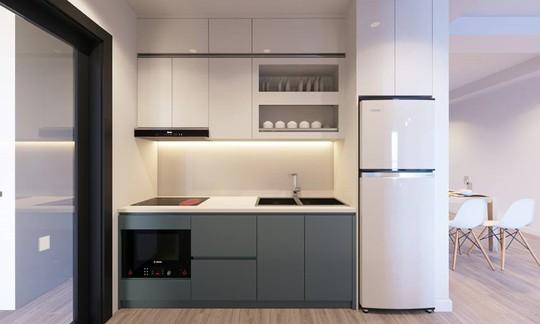 Căn hộ với thiết kế đơn giản tạo nên sự hoàn hảo - Ảnh 2.