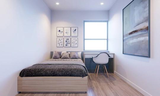 Căn hộ với thiết kế đơn giản tạo nên sự hoàn hảo - Ảnh 3.