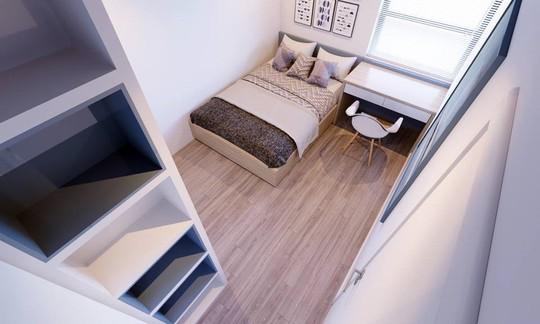 Căn hộ với thiết kế đơn giản tạo nên sự hoàn hảo - Ảnh 4.