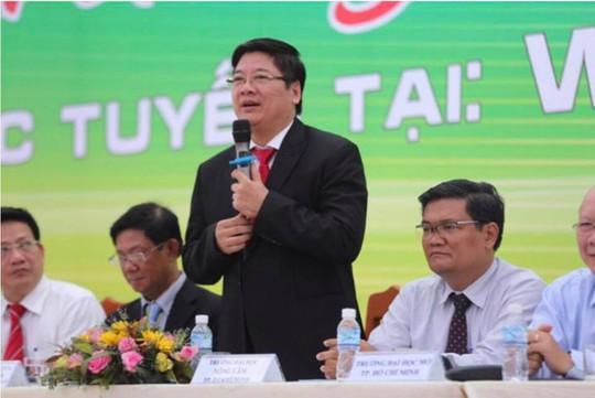 Trường ĐH Nông Lâm TP HCM có thêm 2 phó hiệu trưởng - Ảnh 1.
