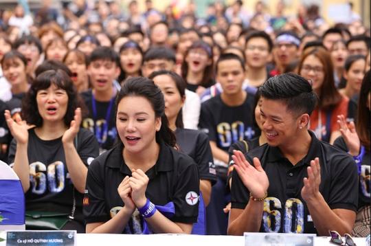 Hoa hậu H'Hen Niê kể chuyện thực hành sống Xanh cùng sinh viên Hà Nội - Ảnh 3.