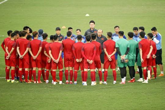 11 trợ lý của HLV Park Hang-seo làm gì? - Ảnh 1.