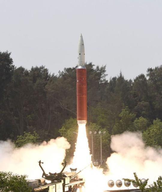 Phóng tên lửa diệt vệ tinh, Ấn Độ dằn mặt Trung Quốc? - Ảnh 2.