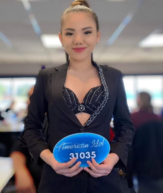 """Cô gái Việt chinh phục giám khảo """"Thần tượng âm nhạc Mỹ"""" - Ảnh 3."""