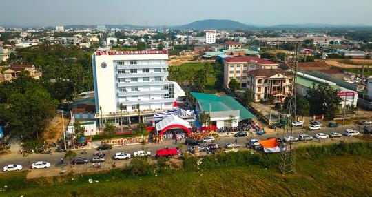 Bệnh viện gia đình đầu tiên tại Quảng Ngãi - Ảnh 3.