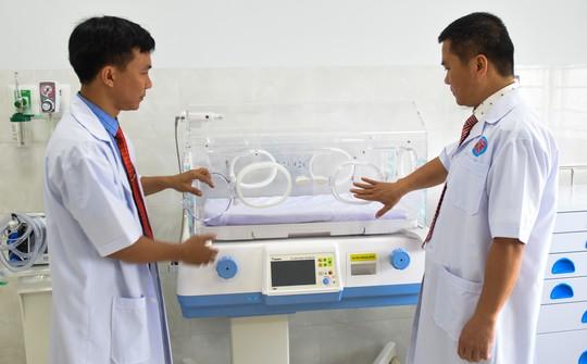 Bệnh viện gia đình đầu tiên tại Quảng Ngãi - Ảnh 2.