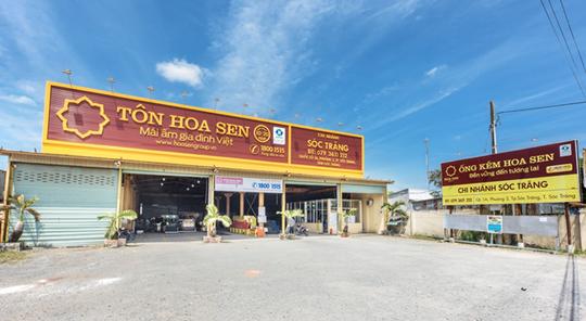 Tập đoàn Hoa Sen đóng cửa hơn 30 chi nhánh chỉ trong 2 tháng - Ảnh 1.