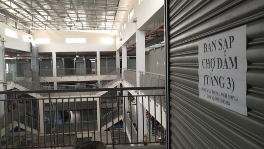 Chợ Đầm Nha Trang ế khách vì... phân ly!