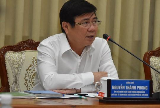 Chủ tịch UBND TPHCM nói về kết luận thanh tra khu đô thị mới Thủ Thiêm - Ảnh 1.