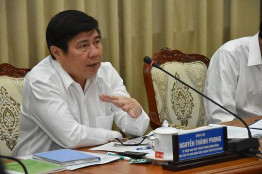 Chủ tịch UBND TP HCM: Đầu tháng 4 sẽ có đầy đủ giám đốc sở - Ảnh 1.