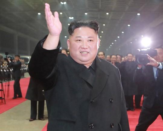 Ông Kim Jong-un về đến Bình Nhưỡng, Nga nhanh chóng lên tiếng - Ảnh 1.