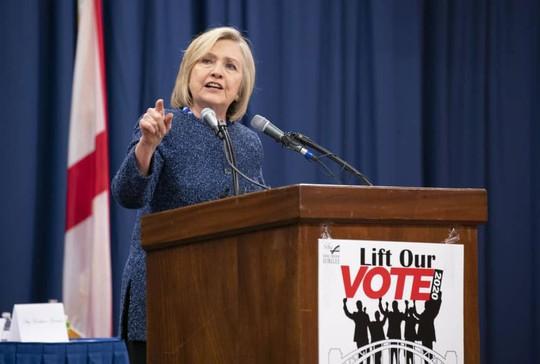 Bà Clinton nói lời dứt khoát với ghế tổng thống Mỹ - Ảnh 2.