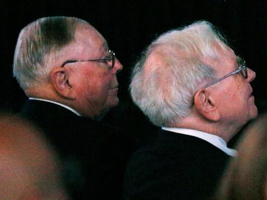 """""""Cánh tay phải"""" của Warren Buffett tại đế chế đầu tư là ai? - Ảnh 22."""