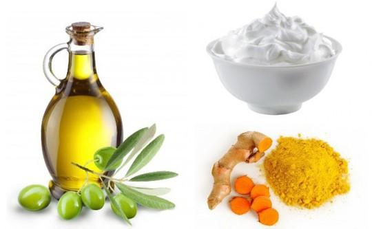 Làm mặt nạ dưỡng sáng da với dầu ô liu và baking soda - Ảnh 4.