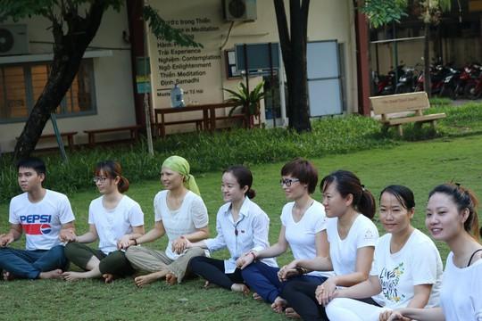 Thiền chữa lành: Hạnh phúc để phục hồi thân tâm - Ảnh 4.