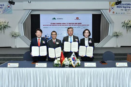 Báo Hàn Quốc: VinTech muốn thu hút chất xám công nghệ tại xứ Kim Chi - Ảnh 2.