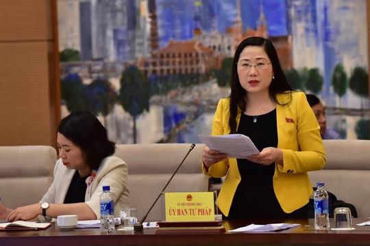 Bộ trưởng GTVT Nguyễn Văn Thể giải trình về trạm thu phí BOT - Ảnh 1.