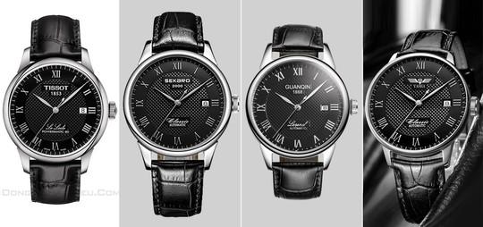 Giá vốn để làm 1 chiếc đồng hồ Tissot Fake loại 1 - Ảnh 2.