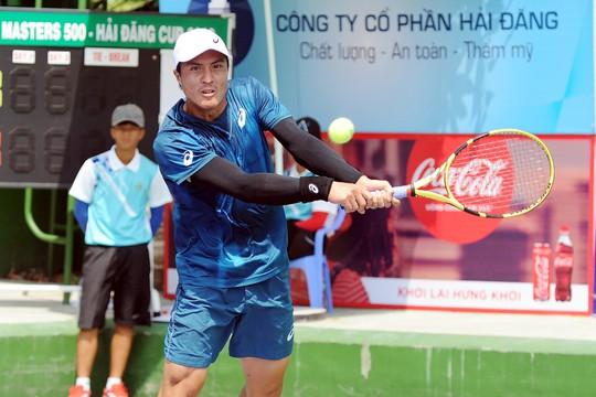 Lý Hoàng Nam sẽ chạm trán tay vợt Việt kiều hạng 521 ATP - Ảnh 1.