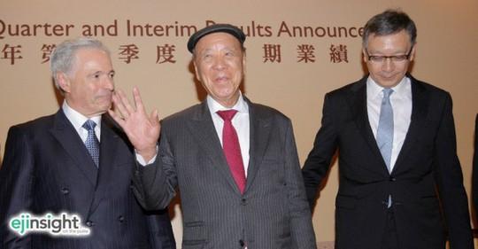 Lui Che Woo: Từ cậu bé bán lạc thành tỷ phú giàu thứ 2 châu Á - Ảnh 2.