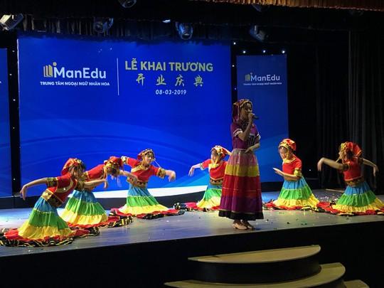 Khai trương Hoa văn quốc tế ManEdu  - Ảnh 1.