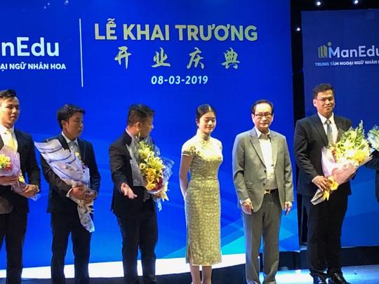 Khai trương Hoa văn quốc tế ManEdu  - Ảnh 3.