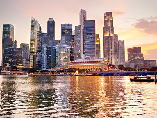 Cuộc sống của giới siêu giàu Singapore - Ảnh 1.