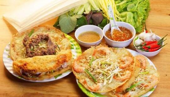 Những món ăn làm nên thương hiệu ẩm thực đất võ Bình Định - Ảnh 2.