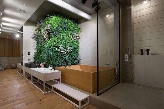 Mẫu thiết kế phòng tắm mở khiến bạn mê mẩn - Ảnh 7.
