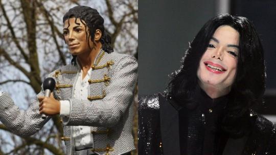 Tượng Michael Jackson bị dời sau phim tố cáo ấu dâm - ảnh 2