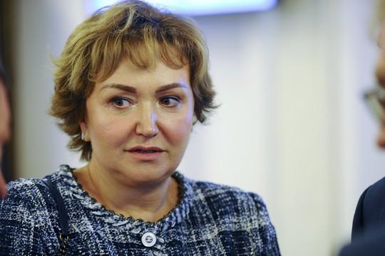 """""""Sếp"""" nữ hãng hàng không Nga chết vì tai nạn máy bay - Ảnh 4."""