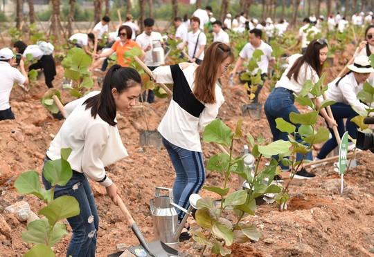 FLC: trồng 10.000 cây xanh tại Lễ phát động chiến dịch Go Green 2019 - Ảnh 5.