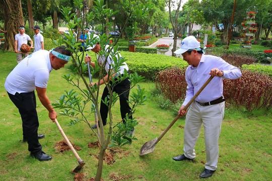 FLC: trồng 10.000 cây xanh tại Lễ phát động chiến dịch Go Green 2019 - Ảnh 7.
