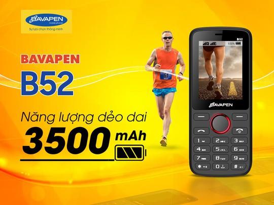 Ra mắt điện thoại BAVAPEN GEECOO G4 - Ảnh 2.