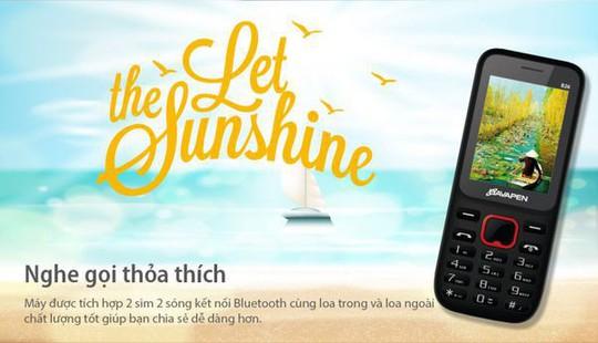 Ra mắt điện thoại BAVAPEN GEECOO G4 - Ảnh 6.