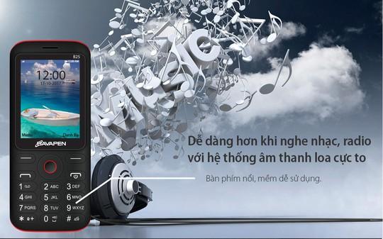 Ra mắt điện thoại BAVAPEN GEECOO G4 - Ảnh 7.