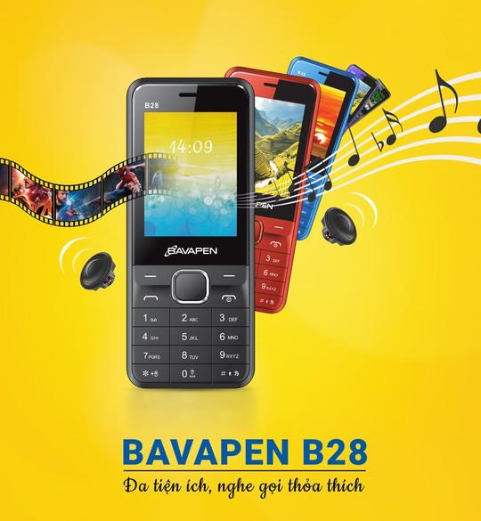 Ra mắt điện thoại BAVAPEN GEECOO G4 - Ảnh 8.