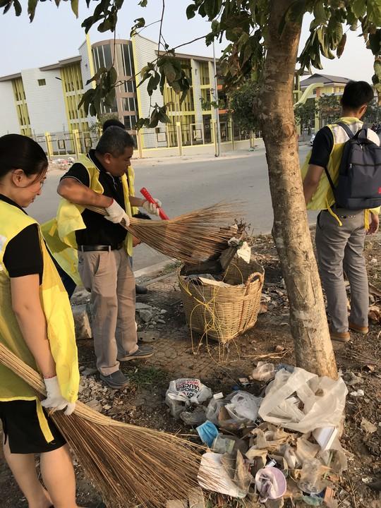 CapitaLand và Ascott ủng hộ Giờ Trái đất tại 15 tòa nhà ở Việt Nam - Ảnh 2.
