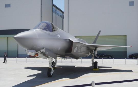 """Nhật Bản xác nhận Tia chớp"""" F-35 của Mỹ rơi xuống biển - Ảnh 1."""