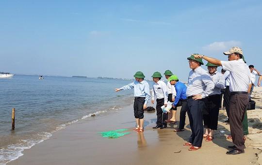 Quảng Nam cấm đưa người lên đảo khủng long ở Hội An - Ảnh 1.