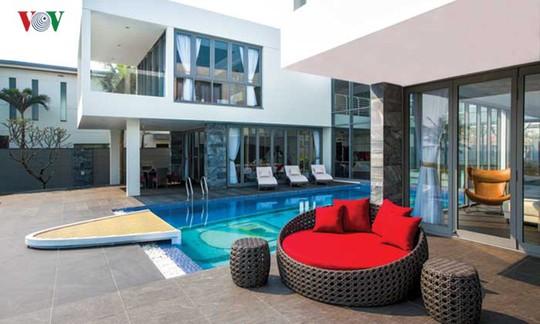 Ngôi nhà với cảm hứng thiết kế từ đại dương - Ảnh 3.