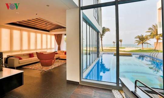 Ngôi nhà với cảm hứng thiết kế từ đại dương - Ảnh 7.