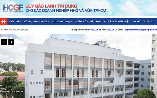 3 sep o Quy Bao lanh tin dung TP HCM lam lieu